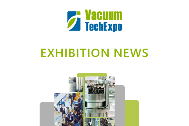 The VacuumTechExpo exhibition will be held at Crocus Expo IEC from 27 to 29 October 2020